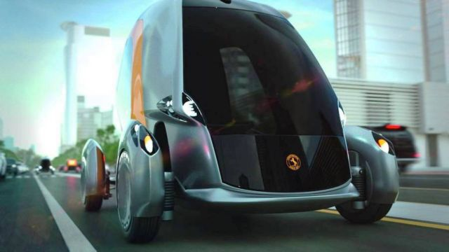 Continental Bee concept vehicle