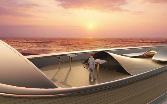Dune Hybrid concept 60 m superyacht (10)