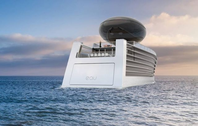 EAU concept electric Luxury Yacht (5)