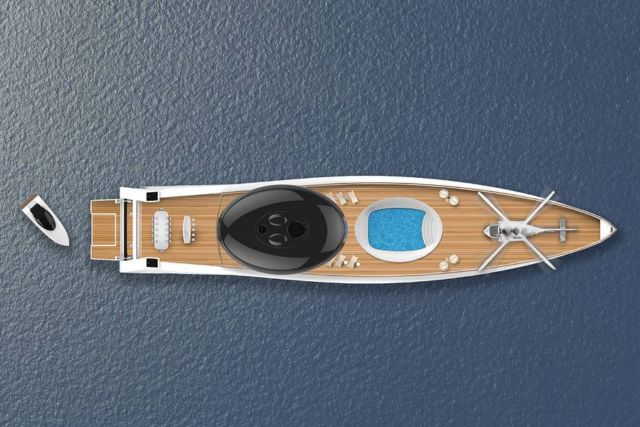 EAU concept electric Luxury Yacht (3)