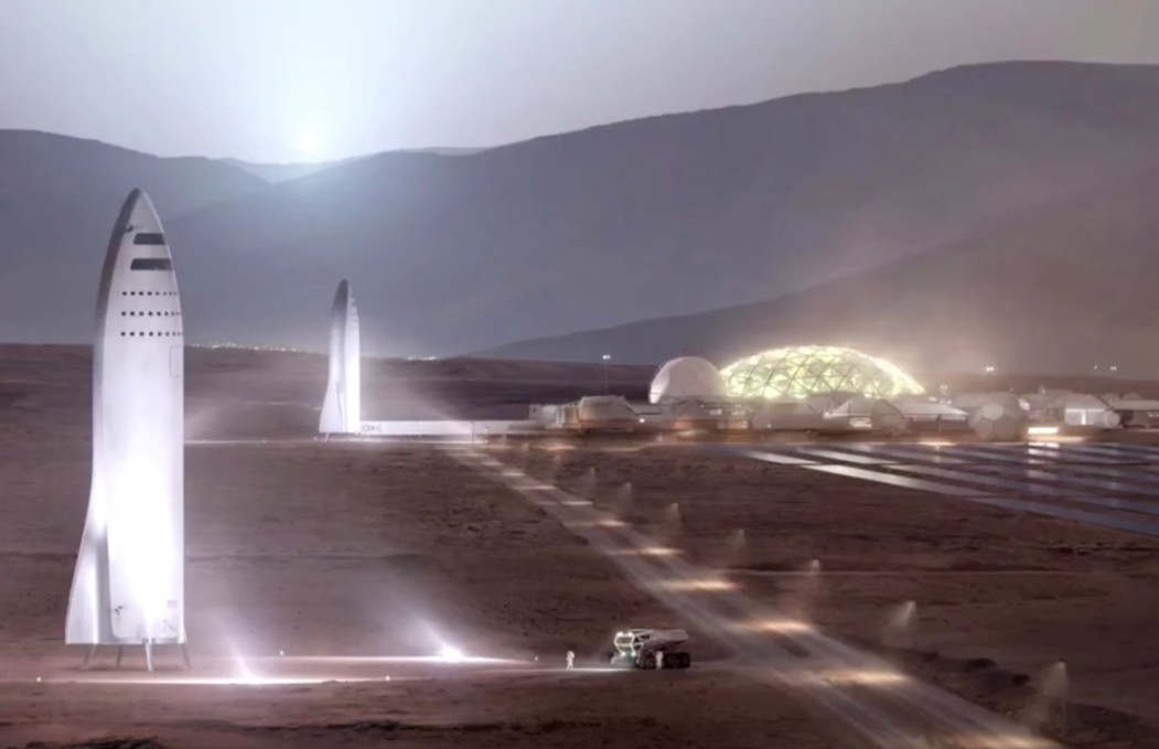 Elon Musk- We're Going to Mars by 2024