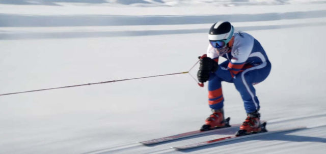 Fastest Towed Speed on Skis