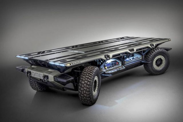 GM Surus Autonomous Truck Platform