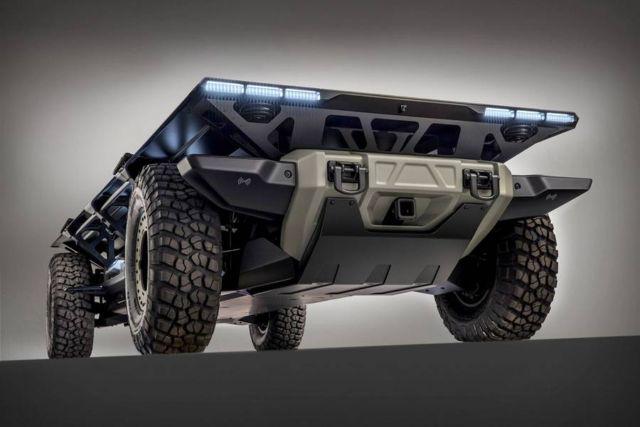 GM Surus Autonomous Truck Platform (5)