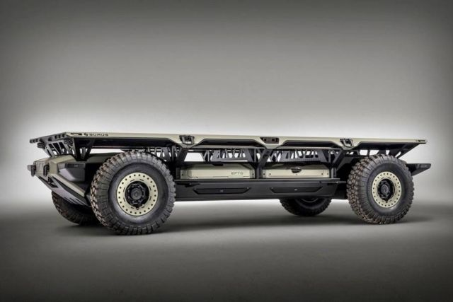 GM Surus Autonomous Truck Platform (4)