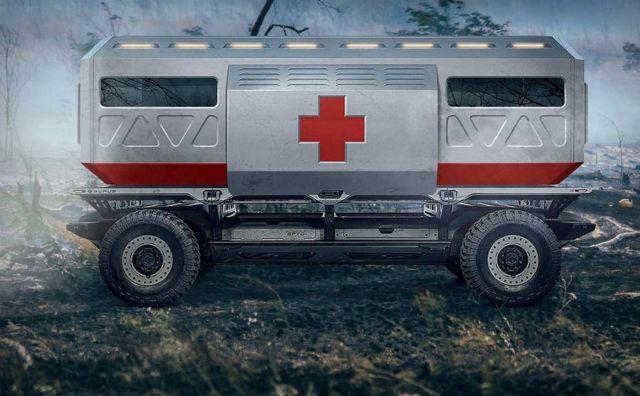 GM Surus Autonomous Truck Platform (3)