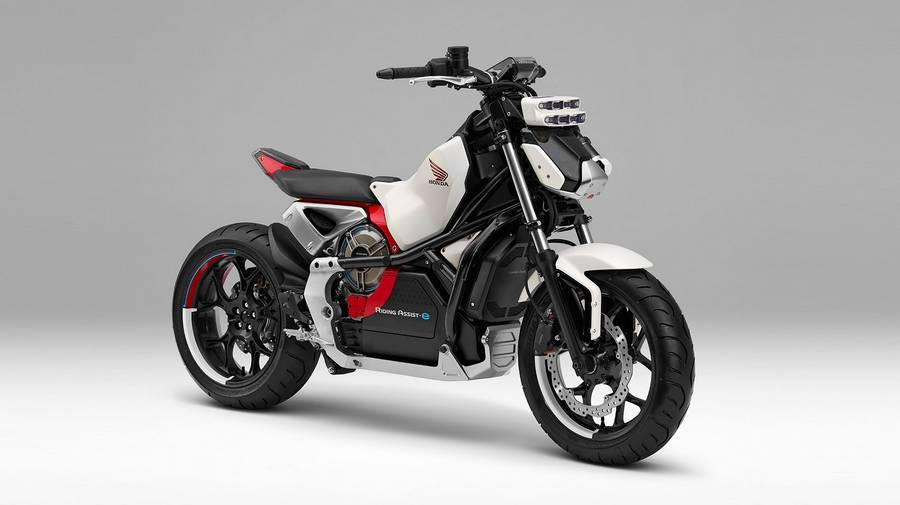 Honda Riding Assist-e motorcycle (5)
