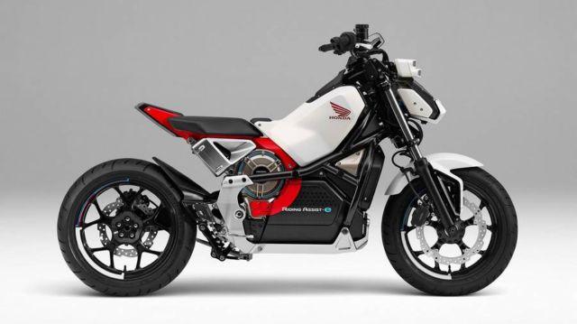 Honda Riding Assist-e motorcycle (4)