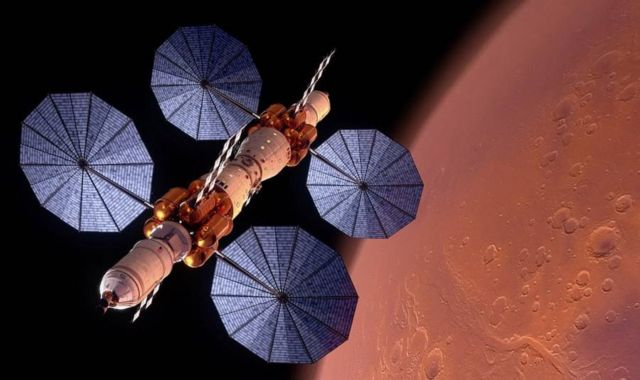 Lockheed Martin plan for in orbit Mars base camp (5)