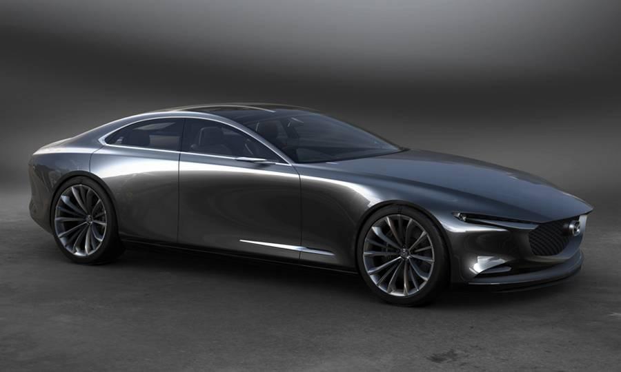 Mazda Vision coupe concept (7)