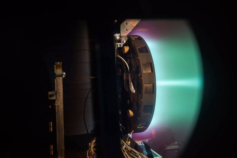 NASA's new Ion Thruster smashes records