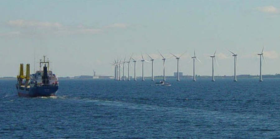 North Atlantic Wind Farms could provide our civilization's Energy needs