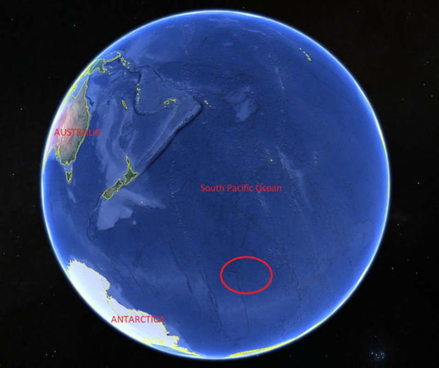 Point Nemo- The most remote location on Earth