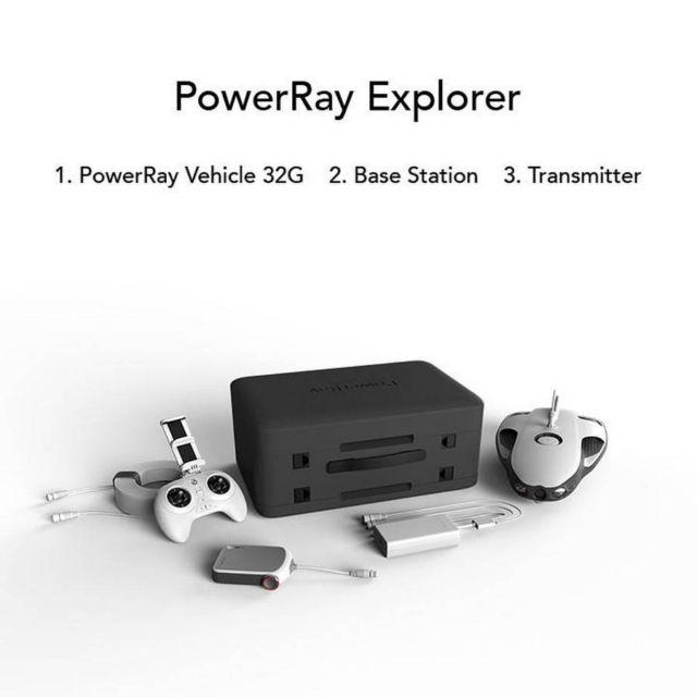 PowerRay Underwater Drone (2)