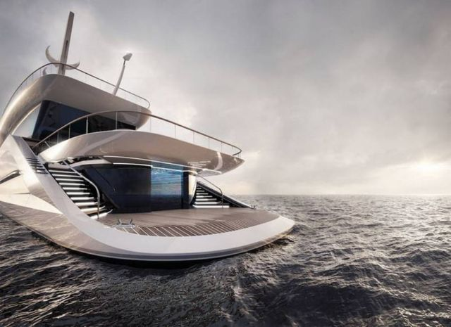Progetto Bolide Concept superyacht (1)
