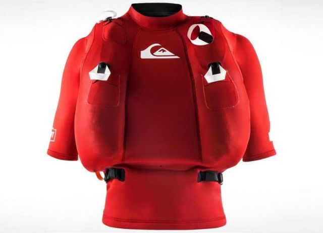 Quiksilver Highline Airlift vest