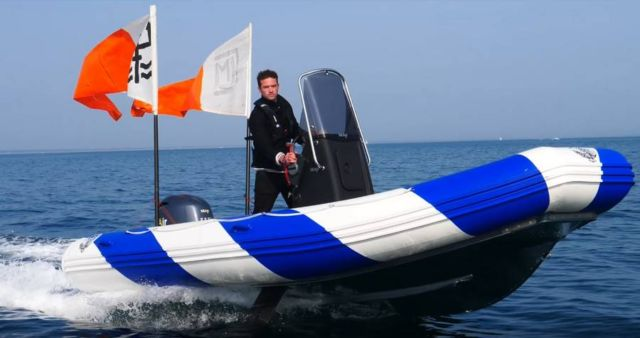SEAir Flying RIB