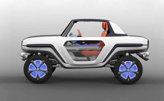 Suzuki e-Survivor Electric concept (4)