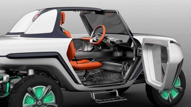 Suzuki e-Survivor Electric concept (2)