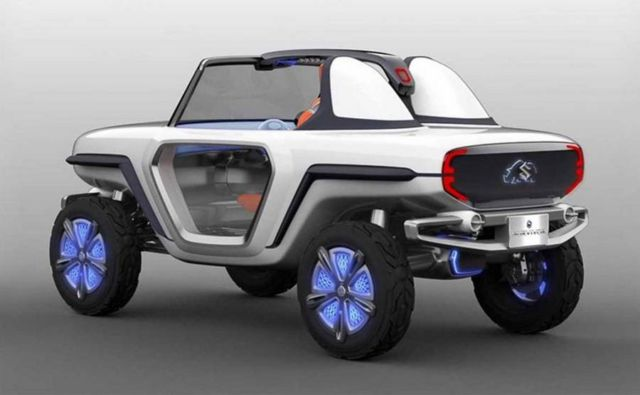 Suzuki e-Survivor Electric concept (1)