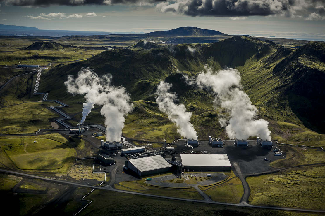 World's First Negative Emissions Power Plant