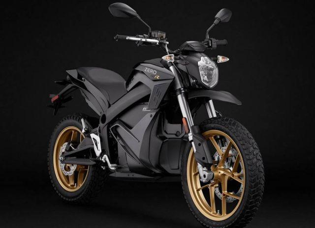 Zero Motorcycles 2018