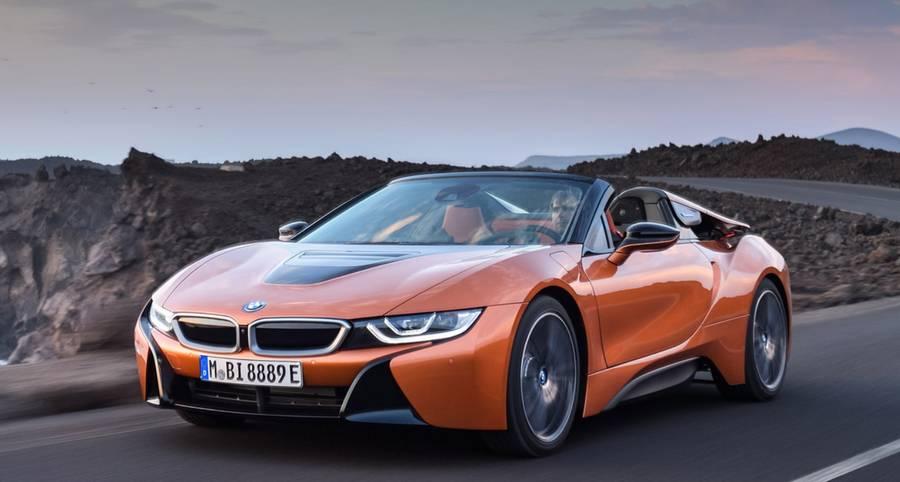 2019 BMW i8 Roadster (10)