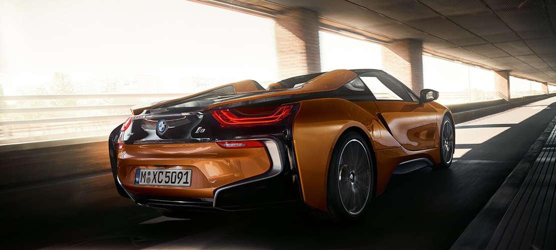 2019 BMW i8 Roadster (1)