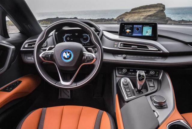 2019 BMW i8 Roadster (6)
