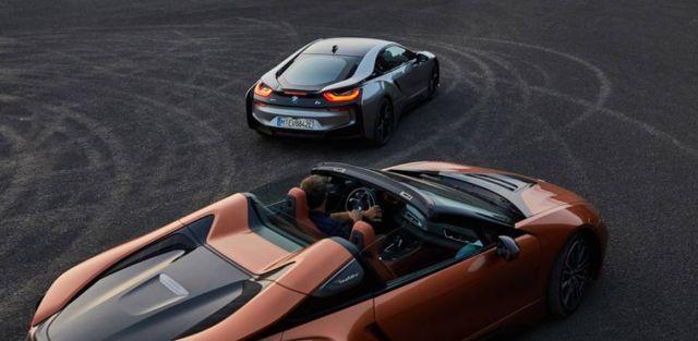 2019 BMW i8 Roadster (4)