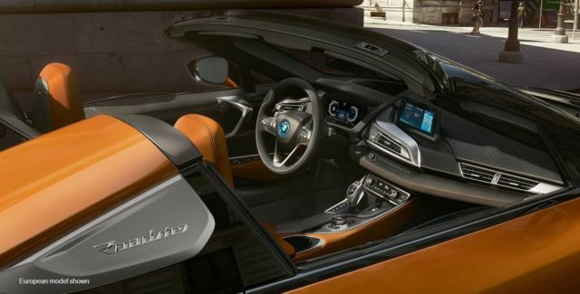 2019 BMW i8 Roadster (3)