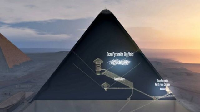 A Hidden Chamber in the Great Pyramid of Giza (2)
