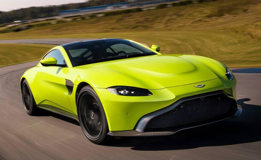 New Aston Martin Vantage (17)