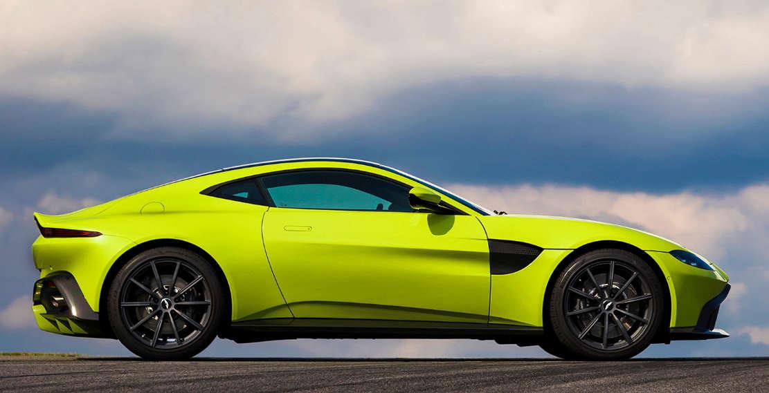New Aston Martin Vantage (1)