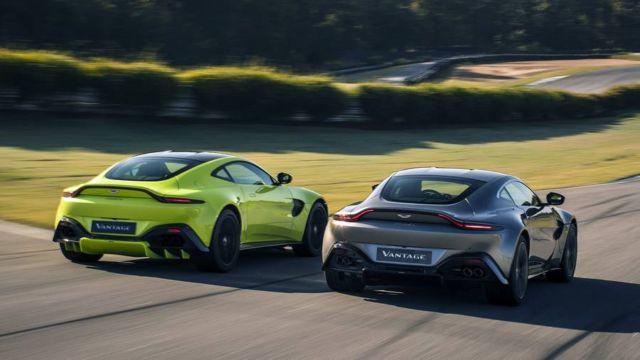 New Aston Martin Vantage (15)