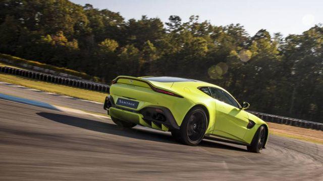 New Aston Martin Vantage (14)