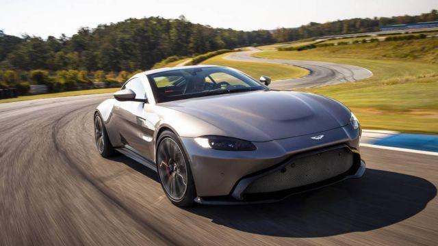 New Aston Martin Vantage (9)