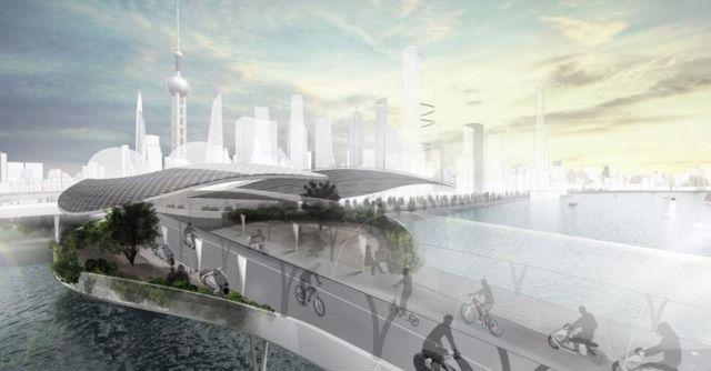 BMW proposes zero-emission Elevated roads