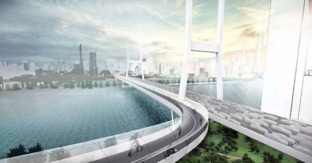 BMW proposes zero-emission Elevated roads (5)