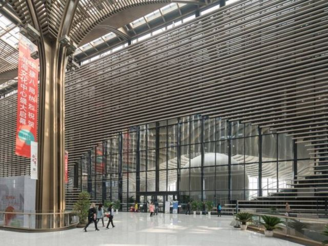 China's new stunning Library (3)