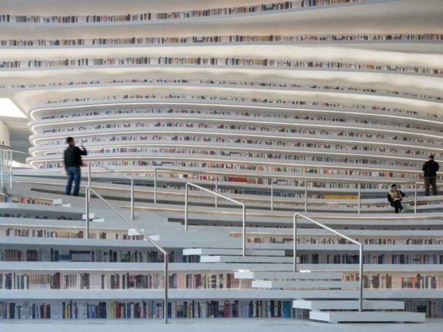 China's new stunning Library (2)