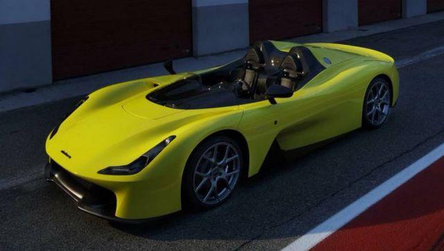 Dallara Stradale Road Car