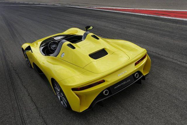 Dallara Stradale Road Car (7)