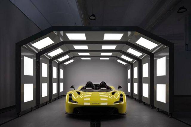 Dallara Stradale Road Car (5)