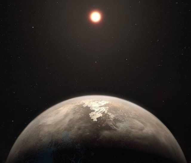 Earth-like Planet only 11 light years away discovered