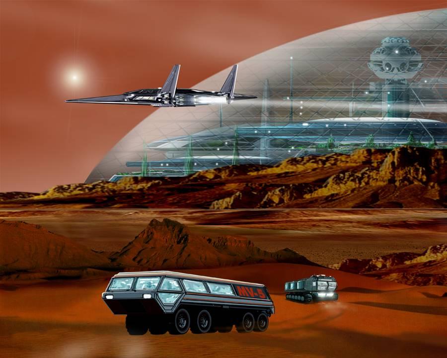Elon Musk shouldn't build a City on Mars