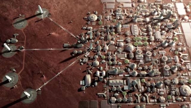 Elon Musk shouldn't build a City on Mars