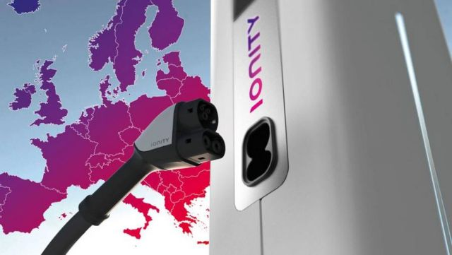 Europe-wide EV Charging Network announced