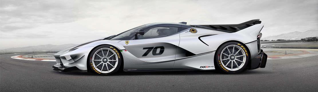 Ferrari FXX-K Evo supercar (1)