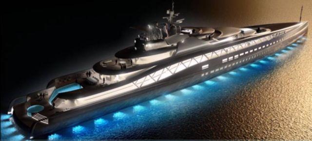 Fincantieri 145m Fortissimo superyacht (9)
